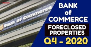11,285 Bank of Commerce Foreclosed Properties in Q4-2020 Pricelists